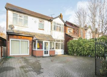 Thumbnail 4 bed detached house for sale in Compstall Road, Romiley, Stockport, Cheshire