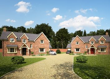 Thumbnail 4 bed detached house for sale in Plot 2, Marton Road, Willingham By Stow, Lincs