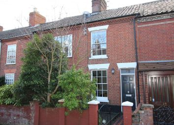 Thumbnail 2 bed terraced house to rent in Wodehouse Street, Norwich
