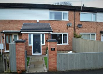 Thumbnail 2 bed terraced house for sale in Gowy Crescent, Tarvin, Chester