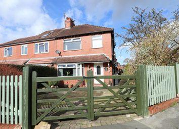 3 bed semi-detached house for sale in Moran Crescent, Macclesfield SK11