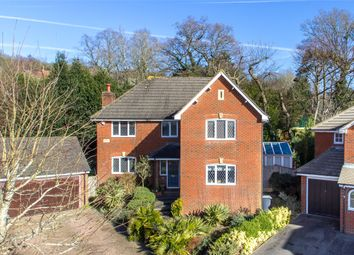 Thumbnail 5 bed detached house for sale in Hazelwood Heights, Oxted, Surrey