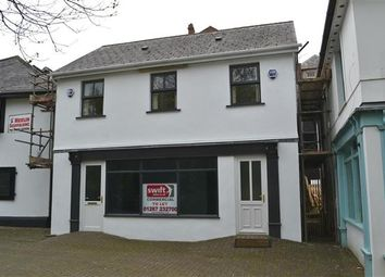 Thumbnail Commercial property to let in Shoppers Garden, 3 Jacksons Lane, Carmarthen