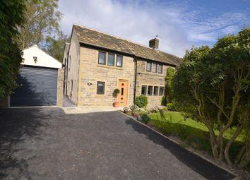 Thumbnail 4 bed semi-detached house for sale in Marsh Lane, Shepley, Huddersfield