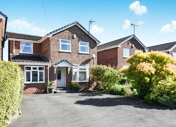 Thumbnail 5 bed detached house to rent in Wallfields Close, Findern, Derby