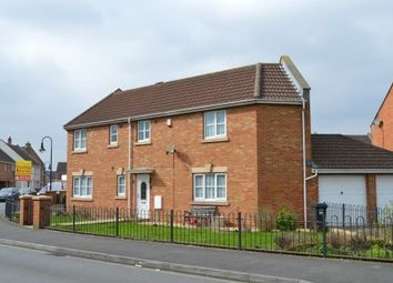 Thumbnail 3 bed end terrace house for sale in Merton Drive, Weston-Super-Mare