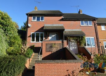 Thumbnail 2 bed semi-detached house to rent in White Hart Close, Billesdon, Leicester
