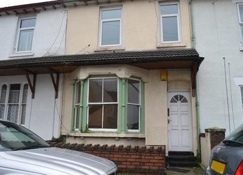 Thumbnail 3 bed terraced house to rent in Walpole Street, Whitmore Reans, Wolverhampton