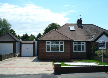 Thumbnail 4 bed bungalow for sale in Ingram Close, Stanmore