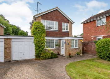 Thumbnail 3 bed link-detached house for sale in Knowle Drive, Copthorne, Crawley