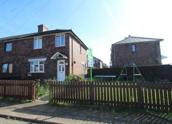 Thumbnail 3 bedroom semi-detached house for sale in Peel Street, Carlisle, Cumbria