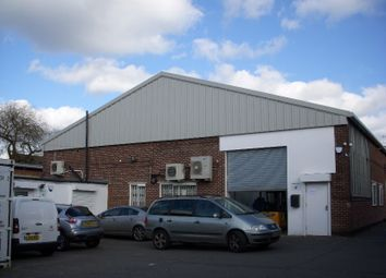 Thumbnail Warehouse to let in Theobald Street, Borehamwood, Herts