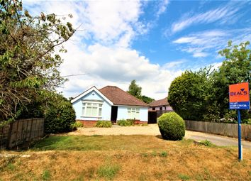 Thumbnail 3 bed detached bungalow to rent in Brook Lane, Sarisbury Green, Southampton, Hampshire