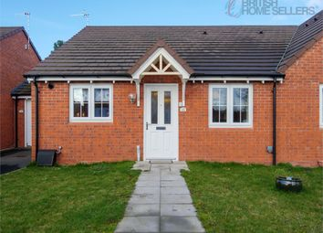 Thumbnail 2 bed semi-detached bungalow for sale in Hazel Croft, Bevere, Worcester