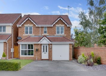 Thumbnail 4 bed detached house for sale in Pulman Close, Batchley, Redditch