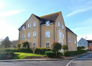 Thumbnail 2 bedroom flat for sale in Stokes Drive, Godmanchester, Huntingdon, Cambridgeshire