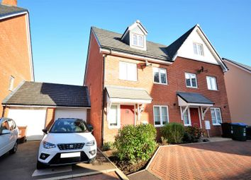 Thumbnail 3 bed semi-detached house for sale in Tyson Road, Aylesbury