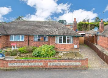Thumbnail 2 bed semi-detached bungalow for sale in Greenfield Avenue, Kettering