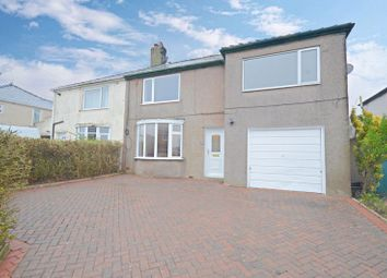 Thumbnail 4 bed semi-detached house for sale in Coronation Drive, Whitehaven