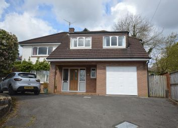 Thumbnail 4 bed detached house for sale in Penywaun Close, St. Dials, Cwmbran