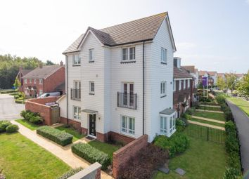 4 bed end terrace house for sale in Edmett Way, Maidstone ME17
