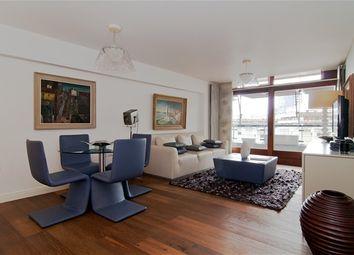 Thumbnail 2 bed flat for sale in Frobisher Crescent, London
