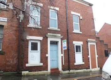 Thumbnail 4 bedroom terraced house for sale in Colston Street, Benwell, Newcastle Upon Tyne