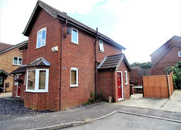 Thumbnail 2 bed semi-detached house for sale in Heron Close, Wellingborough