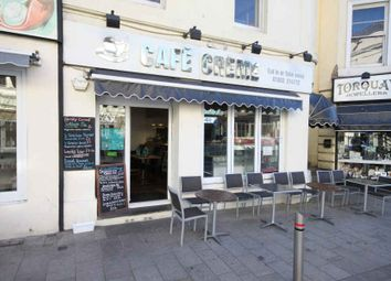 Thumbnail Restaurant/cafe for sale in Fleet Street, Torquay