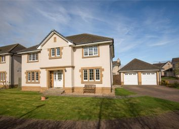 Thumbnail 5 bedroom detached house for sale in Tranter Road, Aberlady, Longniddry