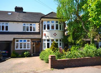 3 bed semi-detached house for sale in Hankins Lane, London NW7