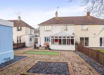 Thumbnail 3 bed semi-detached house for sale in Lowlis Close, Henbury, Bristol