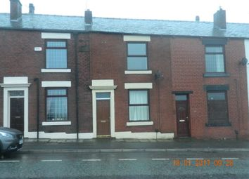 Thumbnail 3 bed terraced house to rent in Whitworth Road, Rochdale, Lancashire