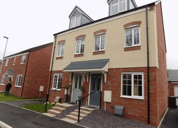 Thumbnail 3 bed property to rent in Hathaway Close, Penkridge, Stafford
