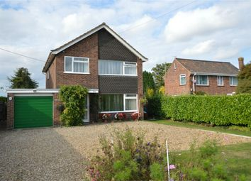 Thumbnail 3 bed detached house for sale in Stoke Road, Poringland, Norwich