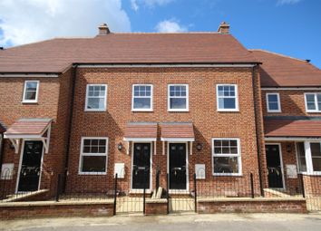 Thumbnail 3 bed terraced house to rent in Post Office Lane, Wantage