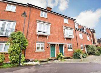 Thumbnail 3 bed town house for sale in Wolage Drive, Grove, Wantage