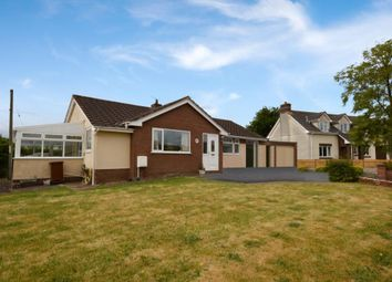 Thumbnail 3 bed detached bungalow for sale in Down St Mary, Crediton, Devon