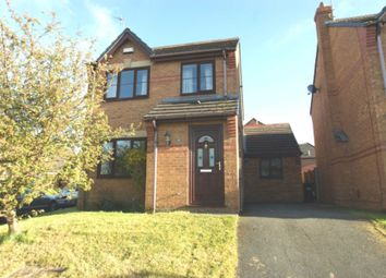 Thumbnail 3 bed detached house to rent in Brickbarn Close, Buckley, 2Ga.