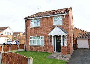 Thumbnail 3 bed detached house for sale in Keystone Avenue, Glasshoughton, Castleford, West Yorkshire