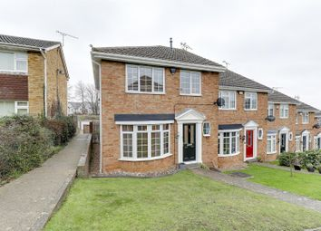 Thumbnail 3 bed end terrace house for sale in Norwood Walk, Sittingbourne