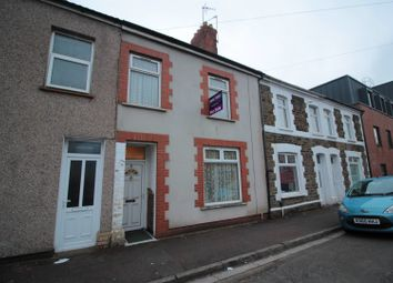 Thumbnail 2 bed terraced house for sale in Cranbrook Street, Cathays