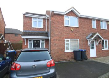 Thumbnail 3 bed semi-detached house to rent in Severn Avenue, Hinckley