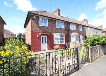 Thumbnail 3 bed end terrace house for sale in Felmersham Avenue, Liverpool, Merseyside