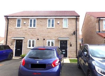 Thumbnail 2 bed semi-detached house for sale in Hall Wood Close, Yarm, Stockton On Tees