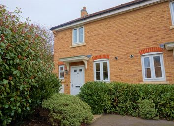 Thumbnail 2 bed end terrace house for sale in Alonso Close, Chellaston, Derby