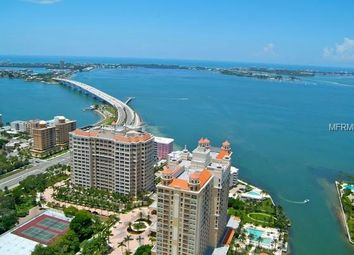 Thumbnail 3 bed town house for sale in 35 Watergate Dr #Ph-1802, Sarasota, Florida, 34236, United States Of America