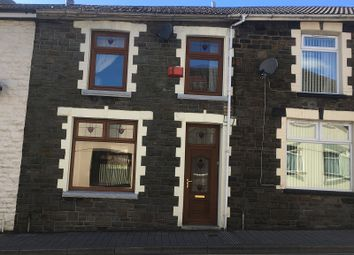 Thumbnail 3 bed terraced house for sale in Gwendoline Street, Treherbert, Treorchy, Rhondda, Cynon, Taff.