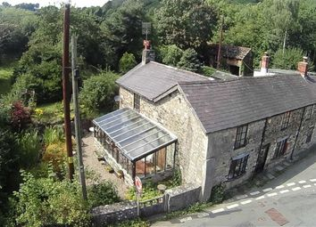 Thumbnail 3 bed cottage for sale in Rhydycroesau, Oswestry