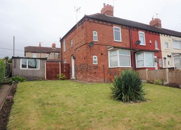 Thumbnail 3 bedroom end terrace house for sale in Central Drive, Shirebrook, Mansfield